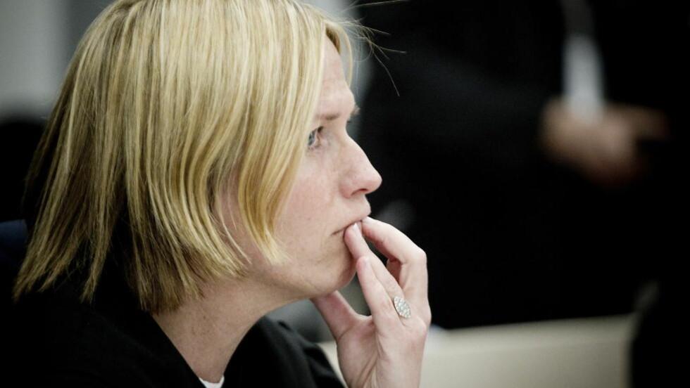 AKTOR: Statsadvokat Inga Bejer Engh er aktor i rettssaken mot Anders Behring Breivik. Foto: Bjørn Langsem