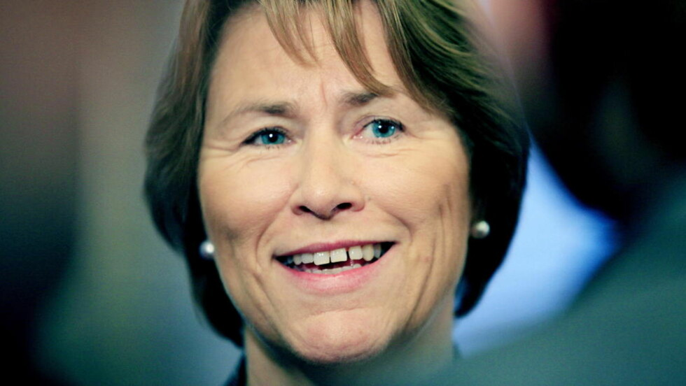 LEITER ETTER POLITIMETSER:  Justisminister Grete Faremo leiter etter ny politimester i Oslo. Flere kandidater er aktuelle til jobben. Foto: Jacques Hvistendahl