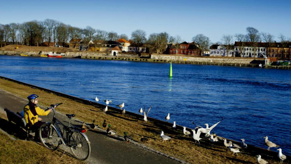 KALD APRIL: April har vært kald så langt, men mai ser ut til å bli varmere enn normalt. Foto: John T. Pedersen / Dagbladet