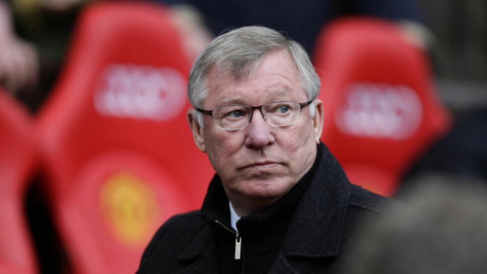 MISFORNØYD: Sir Alex Ferguson vil nødig slippe spillere til det britiske OL-laget. Lekene avsluttes bare en uke før seriestart i Premier League. Foto: (AP Photo/Jon Super)