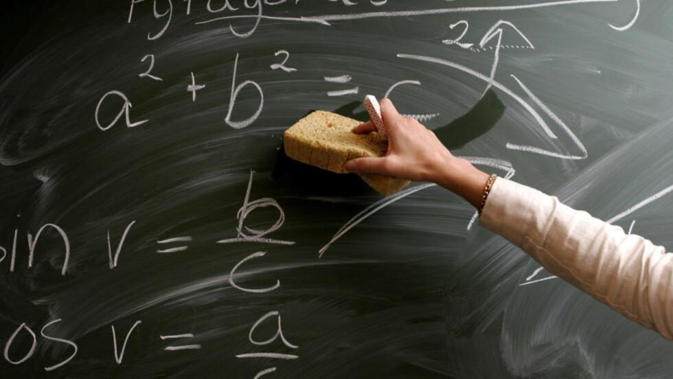 Virker ikke: — Nivåinndeling har faktisk så liten effekt at det slås av faktorene «klassestørrelse» og «skolens budsjett», skriver Sigve Indregard. Foto: Bjørn Sigurdsøn / SCANPIX