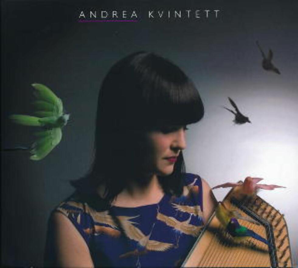 ANDREA: Ung, god sanger i godt og originalt instrumentalselskap.