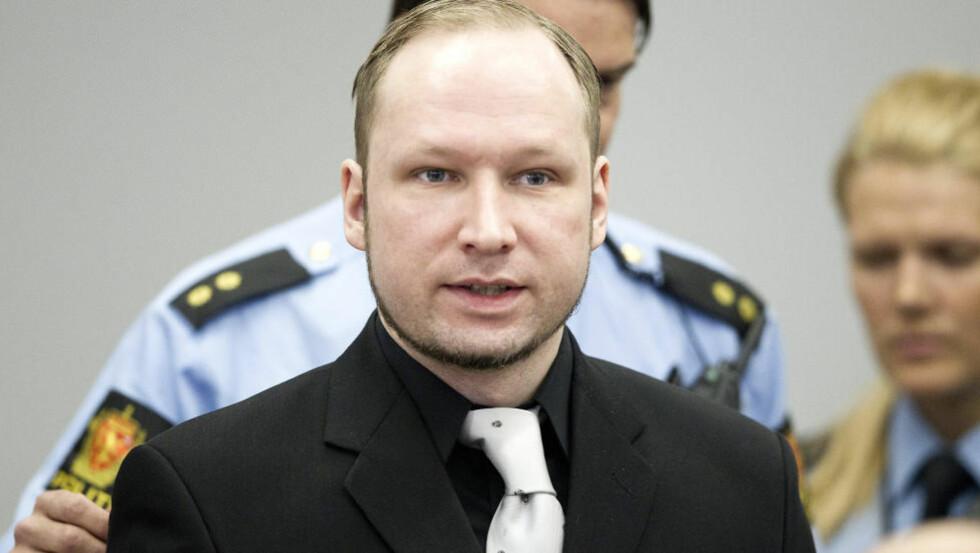 VIRKER MOTSATT: «Media legitimerer Breiviks kamp mot systemet,» skriver artikkelforfatteren. Foto: Bjørn Langsem