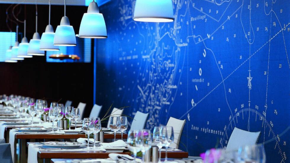 DESIGN: Hotellet markedsfører seg som et designhotell og er nyoppusset og stilig.