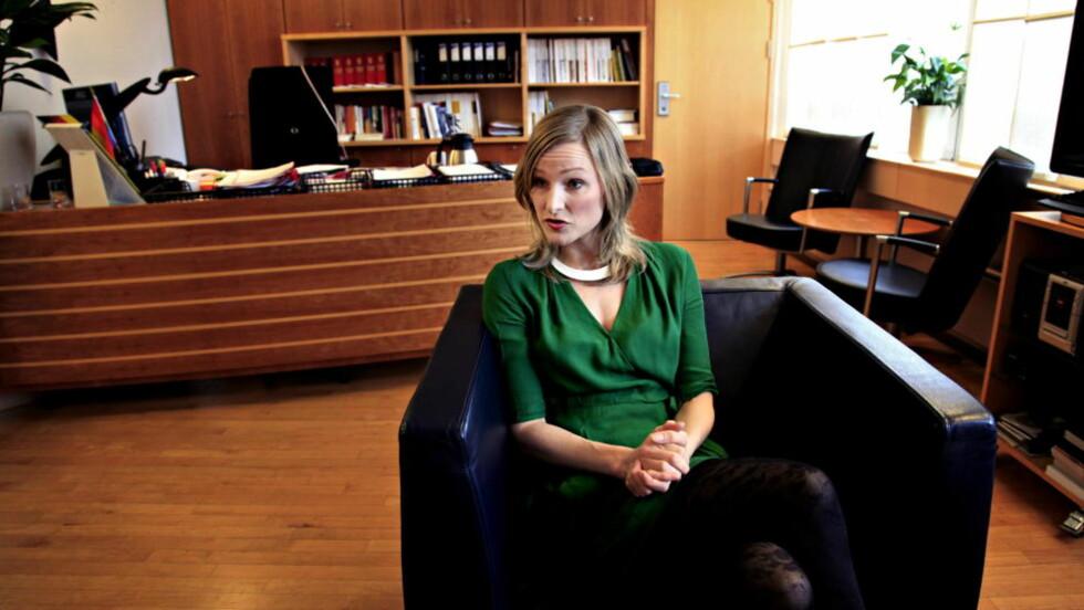 - OVER GRENSA:  Faren til barnet som Inga Marte Thorkildsen har engasjert seg for, reagerer kraftig på at hun har lagt ut det som kan være taushetsbelagt informasjon på sosiale medier. Foto: Jacques Hvistendahl