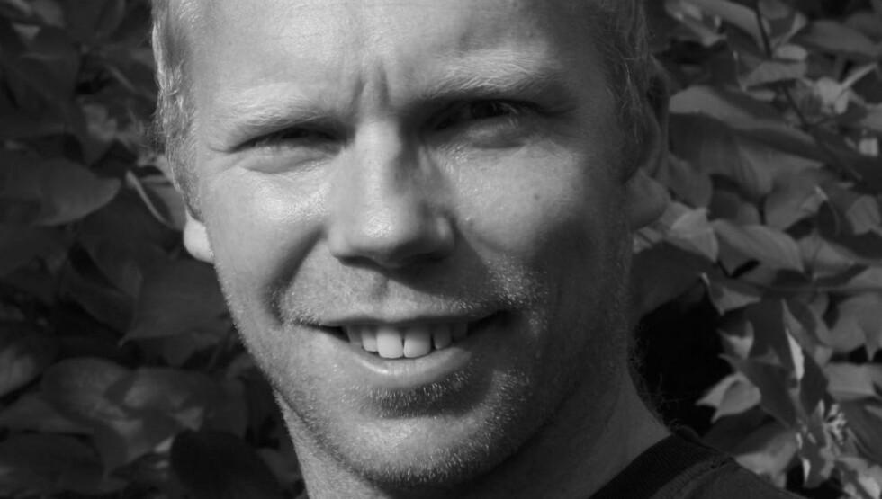 FORTVILET FORTIELSE:  Lærer Magnus Buen Halvorsen debuterer med en ungdomsroman om en gutt som savner far og ikke når frem til mor. Foto: OMNIPAX