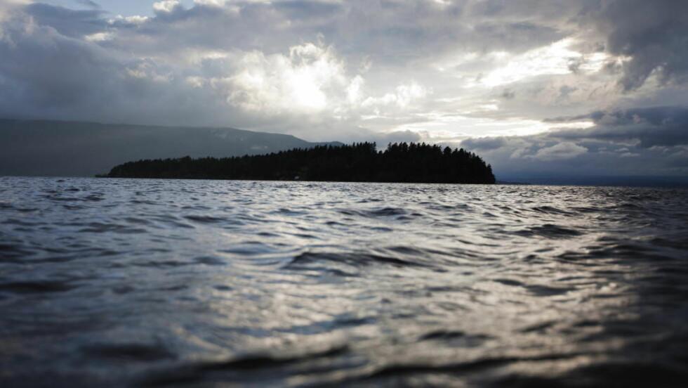35 MILLIONER PÅ UTØYA-KONTO: 35 millioner kroner har strømmet inn til fondet som AUF opprettet til gjenreising av Utøya. Bildet viser Utøya i august en måned etter terroren. Foto: Christian Roth Christensen / Dagbladet