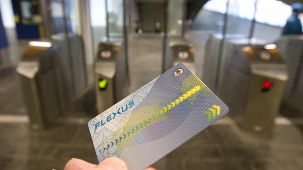 PENGESLUK: Ruters omstridte billettsystem «Flexus» har sugd millioner i konsulenttjenester.   Foto: Bjørn Sigurdsøn / SCANPIX