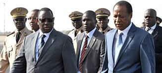 Vestafrikanske ledere advarer kuppmakere
