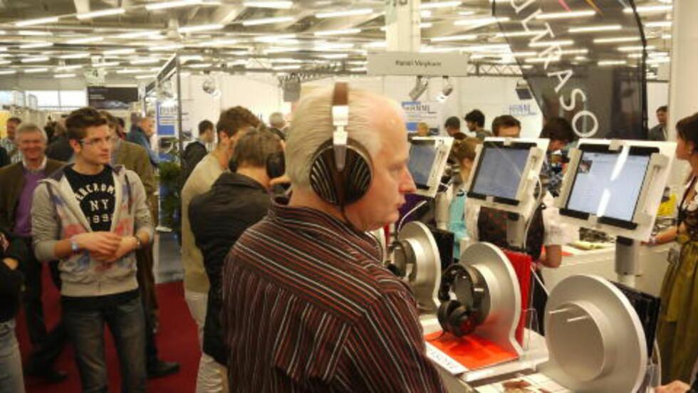 HEAD-FI: Kvalitetshodetelefoner kan gi store lydopplevelser.