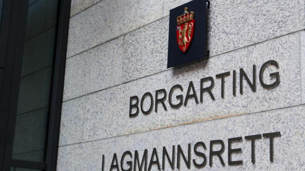SJU ÅRS FORVARING: En 43-åring er i Borgarting lagmannsrett dømt til sju års forvaring for vold mot en 60-åring som senere døde av komplikasjoner som følge av hodeskader. Foto: Berit Roald / Scanpix