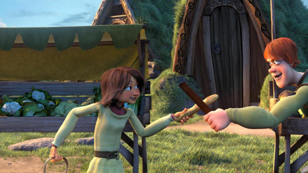 «En gummiaktig blanding av Frognerseteren og Disney World»
