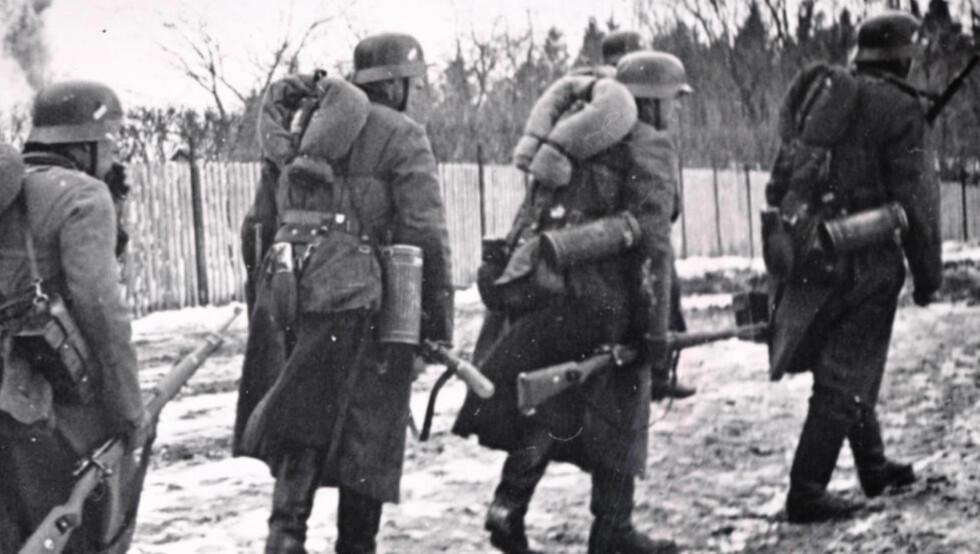 EKSTREM VOLD: En ny bok om hvordan tyske soldater så på sine gjerninger. Foto: OTTO LANZINGER