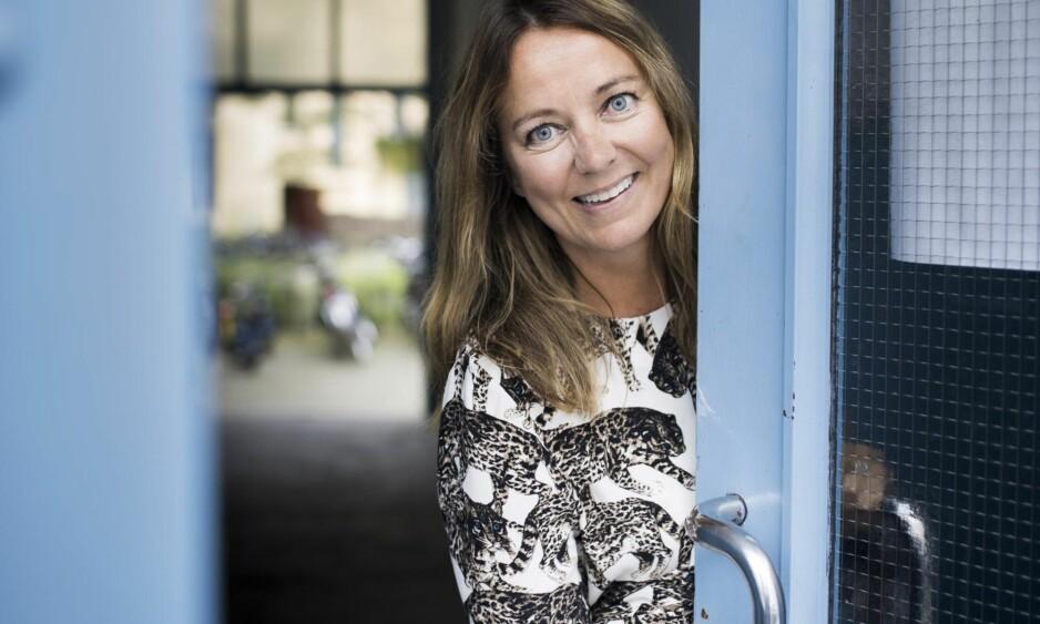 ÅPNER OPP:  Livet som  slagrammet var nær ved å knekke Ragnhild Mork. Nå er hun klar  for neste kapittel, og deler  erfaringene sine på blogg  og med ny bok. Foto: Lars Eivind Bones