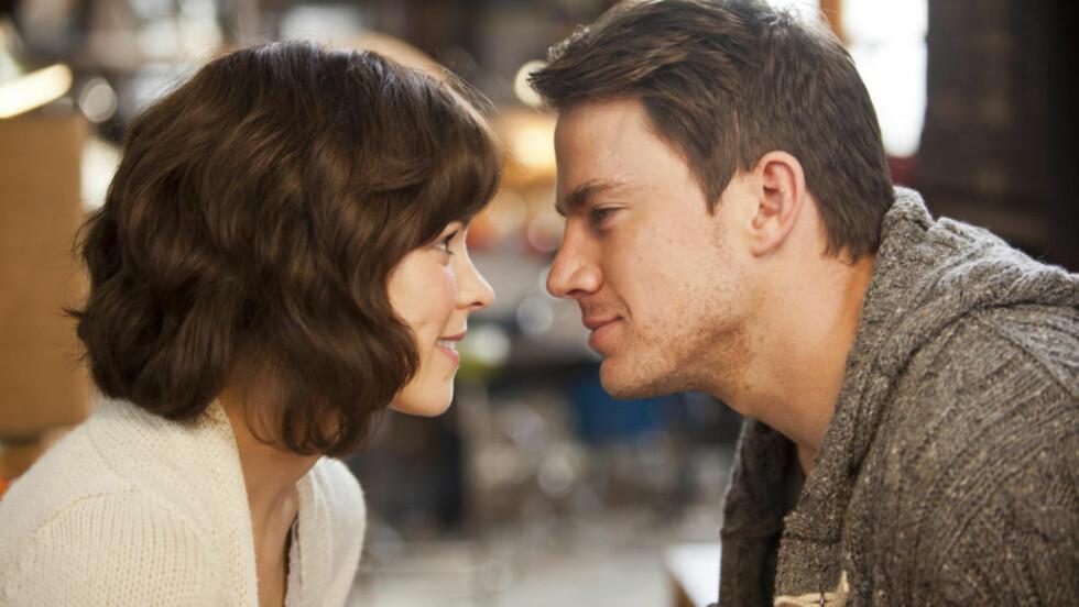 FREM FRA GLEMSELEN: Rachel McAdams glemmer at hun er gift med Channing Tatum i «Elsk meg igjen».