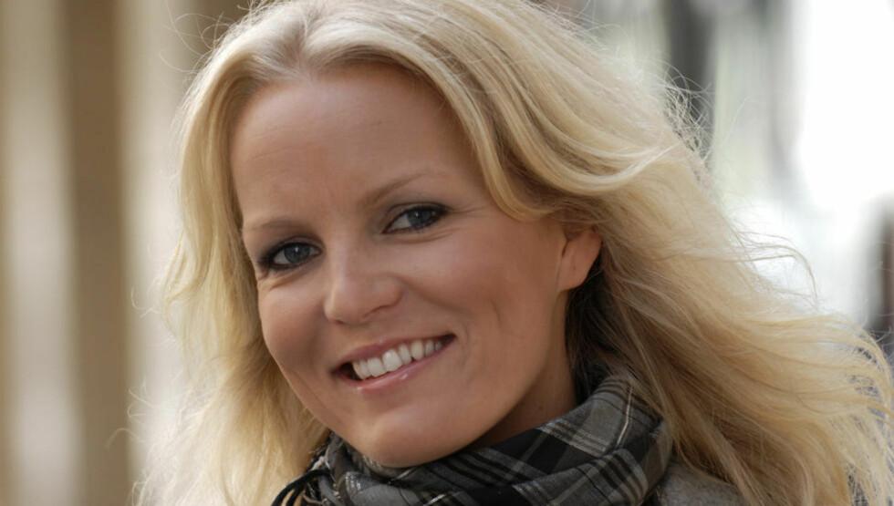 SLUTTER: Guro Fostervold bekrefter at hun takker for seg etter 13 år i TV 2.  Foto: Marit Hommedal / NTB Scanpix