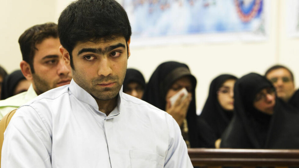 HENGT: Majid Jamali Fashi ble dømt og hengt tirsdag, for drapet på den iranske atomforskeren Masoud Ali Mohammadi. Masoud Ali Mohammadi var atomforsker og professor i fysikk ved et iransk universitet. Han ble drept i et bombeangrep i Teheran i januar i 2010. Foto: Raheb Homavandi / REUTERS / SCANPIX