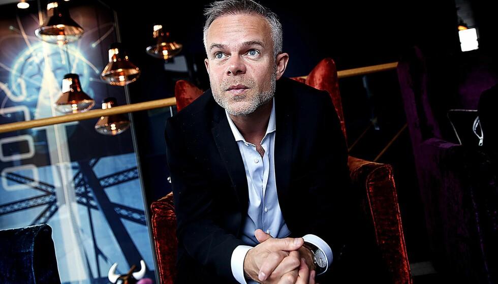 SUPERPAPPA: Tore Renberg er ekstremt opptatt av alle sine romankarakterer. Denne gangen fant han en han ikke skjønte seg på. Foto: Jacques Hvistendahl / Dagbladet