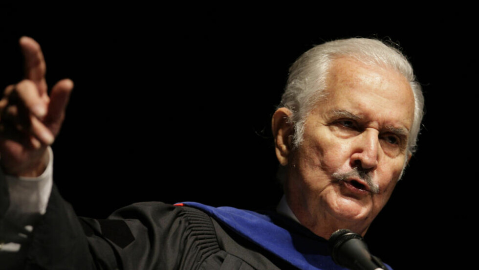 Død: Den Mexicanske forfatteren Carlos Fuentes har gått bort. Foto: AP Photo