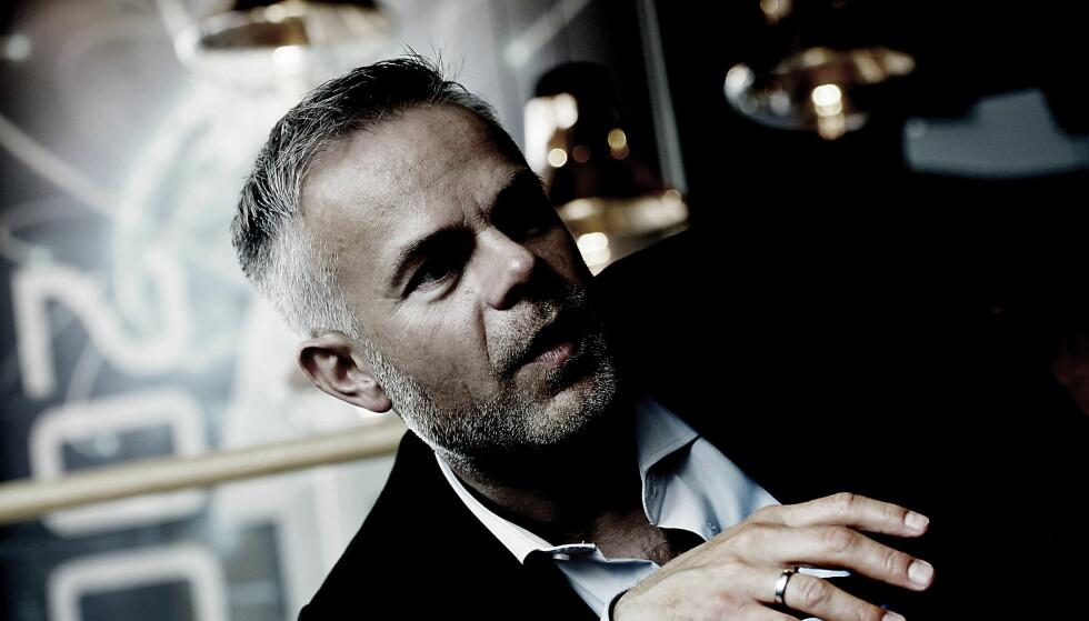 UROLIG SJEL: - Jeg har et jagende hode. Det tar altfor lite fri, sier Renberg. Foto: Jacques Hvistendahl / Dagbladet