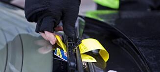 Parkeringsvaktene truer med streik
