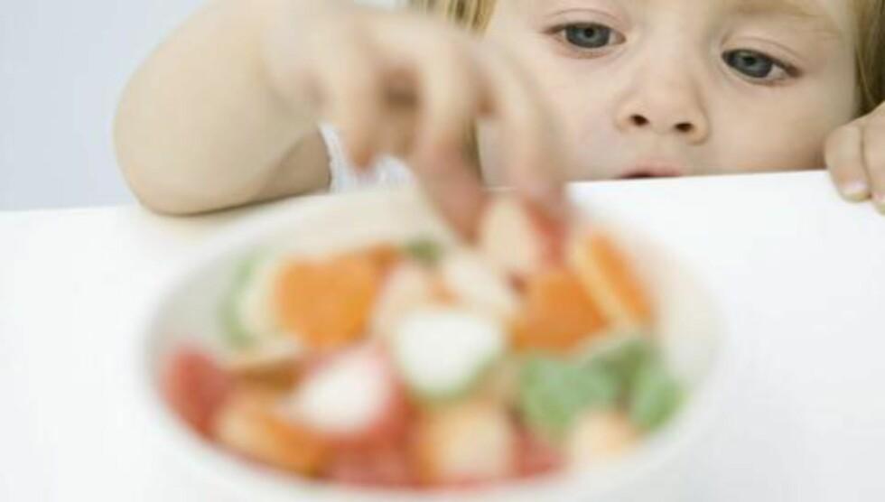 KUNSTIG SUKKER: Kunstige søtstoffer tatt over sukkerets rolle i mange produkter rettet mot barn.  Illustrasjonsfoto: Colourbox