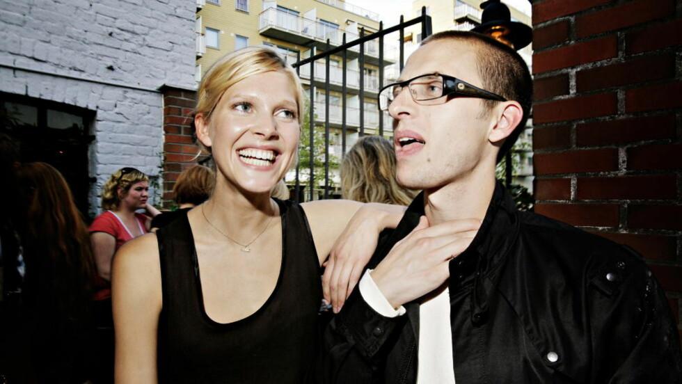 PROFILERER NORGE: Iselin Steiro og Anders Danielsen Lie stilte opp for New York Times i forbindelse med at «Oslo, 31. august» settes opp på flere kinoer i USA 25. mai. Foto: KRISTIAN RIDDER-NIELSEN / Dagbladet