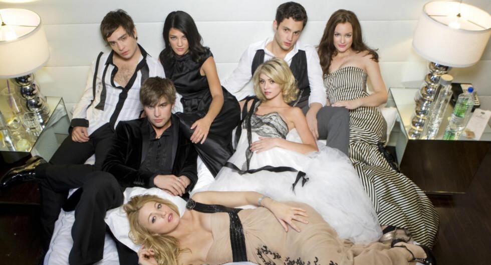 SISTE SESONG: Når «Gossip Girl» i begynnelsen av 2013 går inn i sin sjette sesong, er det også den siste sesongen som lages av den populære serien. Foto: TV Norge