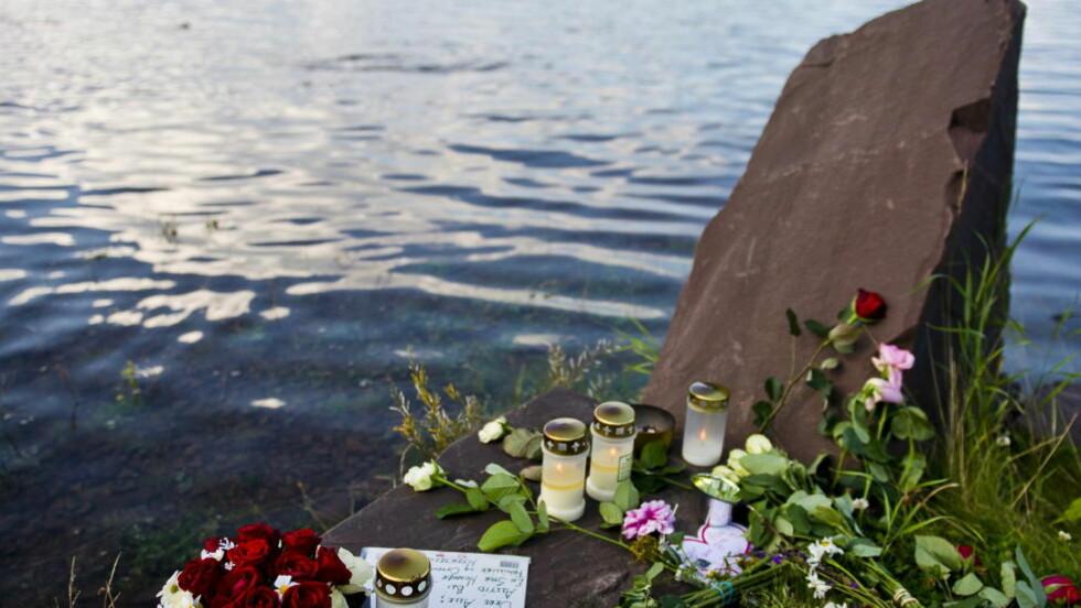 Hederspris:  Sundvolden Hotell og Utvika Camping har mottat NHO Reiselivs hederspris for innsatsen de gjorde 22. juli. Foto: Håkon Eikesdal