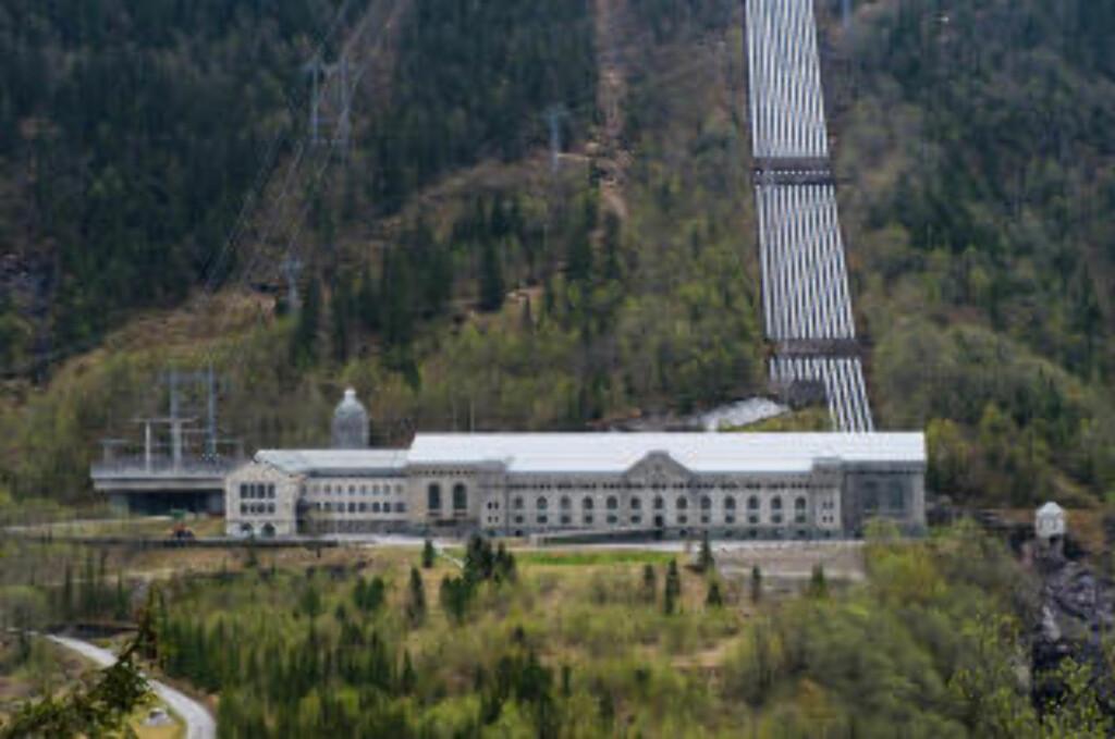RJUKAN: Norsk industriarbeidermuseum  på Vemork, er kanskje mest kjent for sin presentasjon av Rjukans krigshistorie. Vemork var åstedet for en av de viktigste sabotasjeaksjoner under 2. verdenskrig. Foto: ROGER BRENDHAGEN