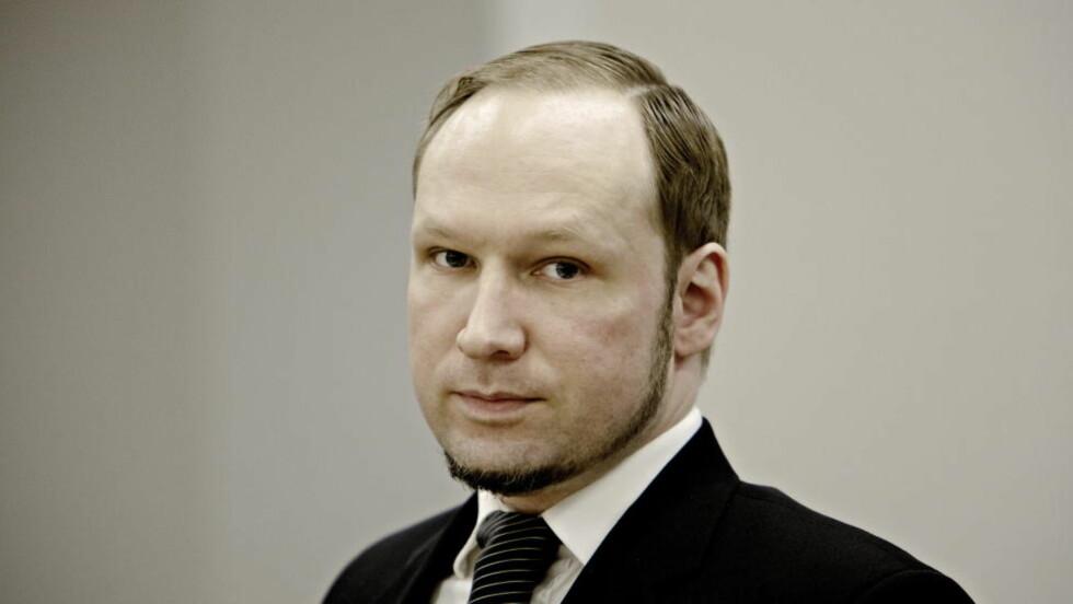 - ROLIG; BEHERSKET OG ARBEIDSOM: Politiets avhørseksperten ønsket ikke å vurdere Breiviks tilregnelighet, men beskrev den terrortiltalte på en måte retten ikke kunne oppfatte som annet enn tilregnelig.   Foto: Lars Eivind Bones / Dagbladet