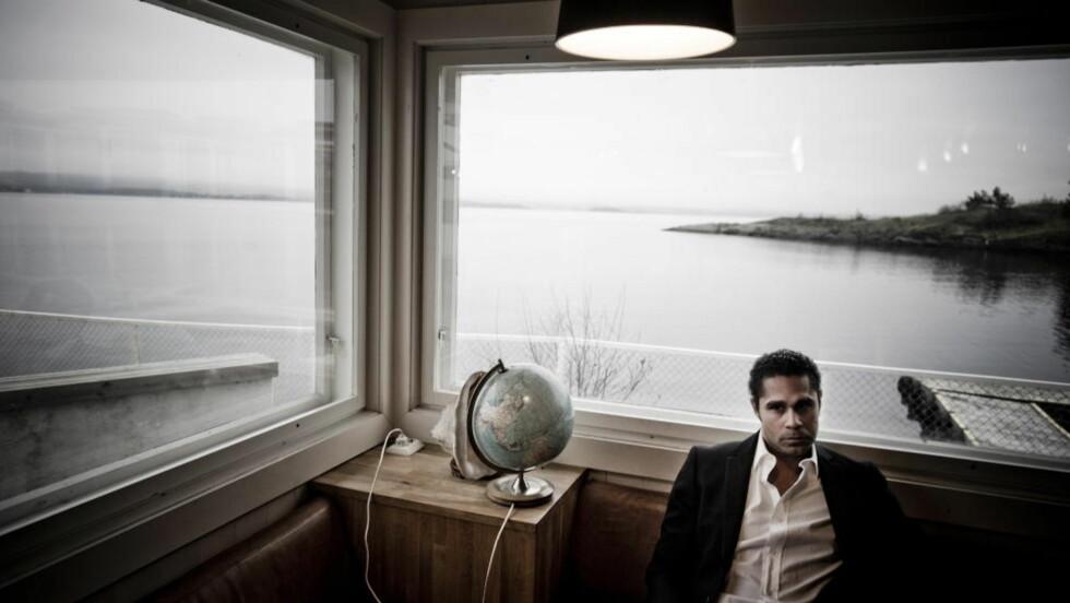 IKKE OVERRASKET: Daniel Nannskog tror kampfiksing er langt mer utbredt enn folk flest tror - med Skandinavia som et hederlig unntak. - Det som har kommet fram i Italia overrasker meg ikke det minste, sier han.   Foto: Thomas Rasmus Skaug  / Dagbladet