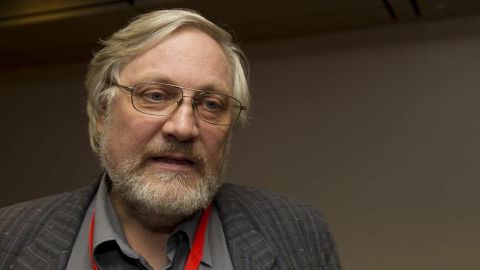 VIL VITNE: Filosof, forsker og samfunnsdebattant Lars Gule er blant stadig færre som vil vitne.  Foto: Terje Bendiksby / Scanpix