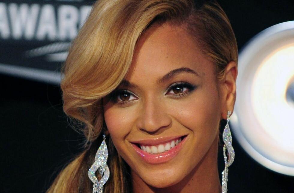 NY FILM: Beyoncé skal ha stemmen til en dronning i ny animasjonsfilm. Foto: Frederic J. Brown / AFP PHOTO / NTB Scanpix