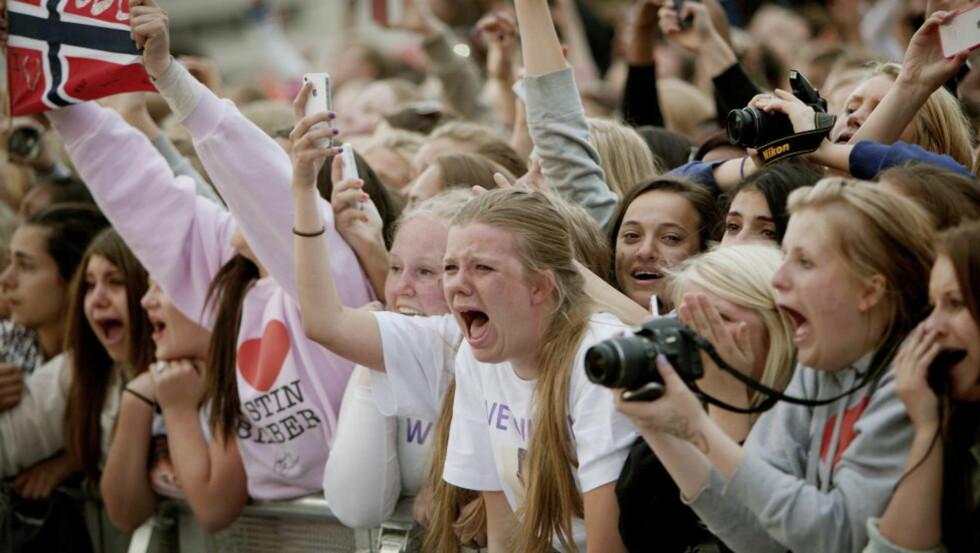 ADRENALINKICK: Få ting gir større kick enn forelskelsen, og dyrkingen av den, skriver Cornelia Kristiansen. Foto: Torbjørn Grønning