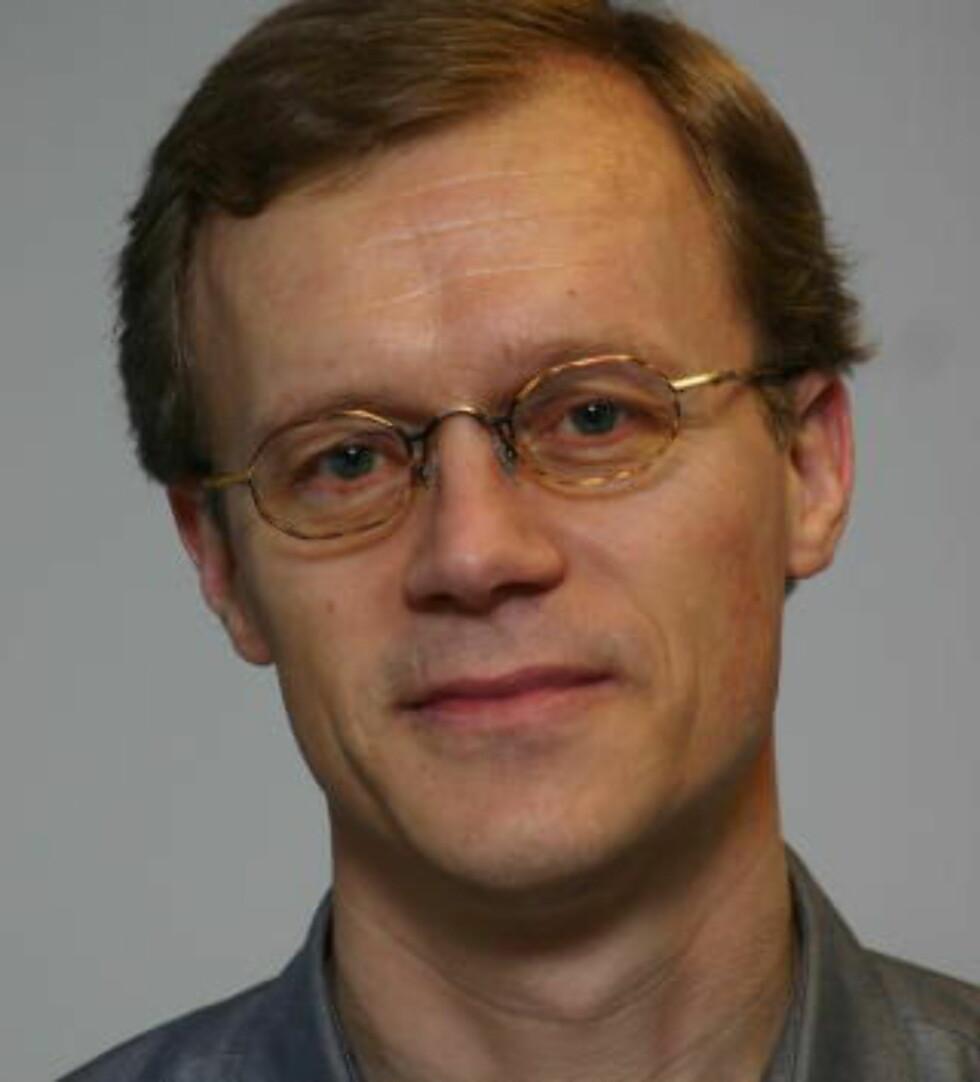 VITNER TIRSDAG: Ole Jørgen Anfindsen, Redaktør, HonestThinking. Foto: Privat