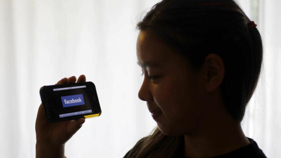 BARN: En undersøkelse gjort i fjor viste at flere millioner barn under 13 år allerede er på Facebook, nå prøver Facebook å finne løsninger som gjør det mulig for barn å være der gjennom sine foreldres brukerkontoer. Foto: AP Photo/Paul Sakuma/NTBScanpix