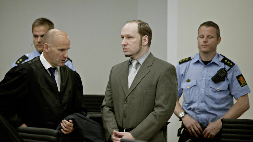 FIKK JULING: Terroristen Anders Behring Breivik har forklart seg om en rekke voldshendelser han hevder han er blitt utsatt for. I sitt manifest har han omtalt det som lavintensivjihad. Foto: Torbjørn Grønning/Dagbladet