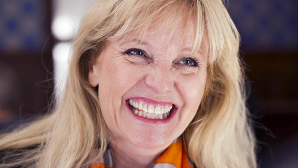 KAMPSAK:  Artist Hanne Krogh har, siden hun krevde å fortelle Stortingspolitikerne om norske artisters situasjon etter opptreden på 80-tallet, brent for unge, norske artister. De blir ikke spilt nok på radio, mener hun.  Foto: Hilda Nyfløt / Dagbladet