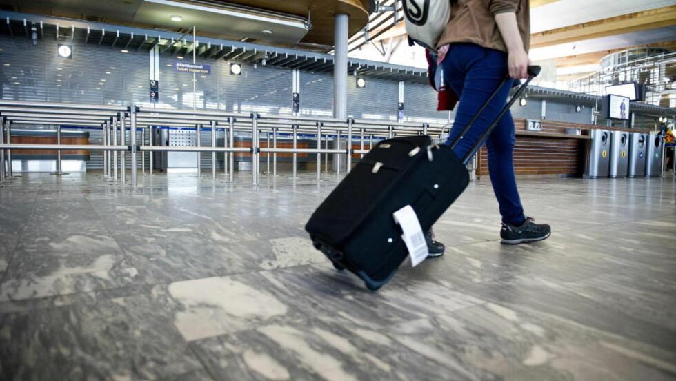 Stengt:  Strengte flyplasser kan skape store problemer for pasienter i nord-Norge. Foto: John T. Pedersen / Dagbladet