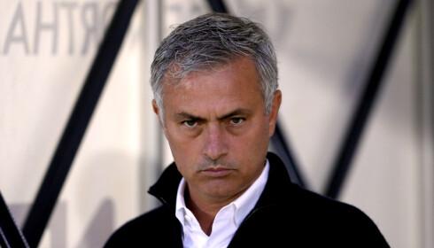 SJEF: Jose Mourinho. Foto: NTB Scanpix
