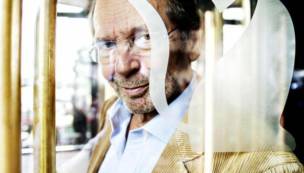 PÅ AN IGJEN: – Hadde jeg begynt i musikkbransjen i dag, hadde jeg ikke hatt nubbesjans, sier Ole Paus. Foto: Nina Hansen