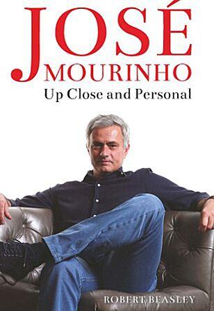 """NY BOK: """"Jose Mourinho - Up Close and Personal""""."""