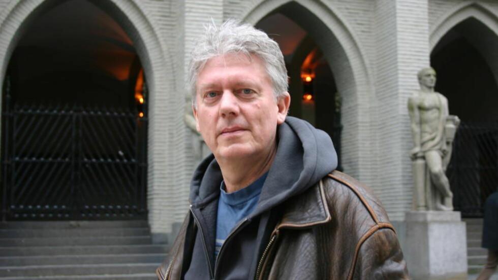 STADIG BEDRE: Forfatterskapet til Chris Tvedt er i stadig utvikling. Hans siste krim er blant hans beste. Foto: LEIF STANG