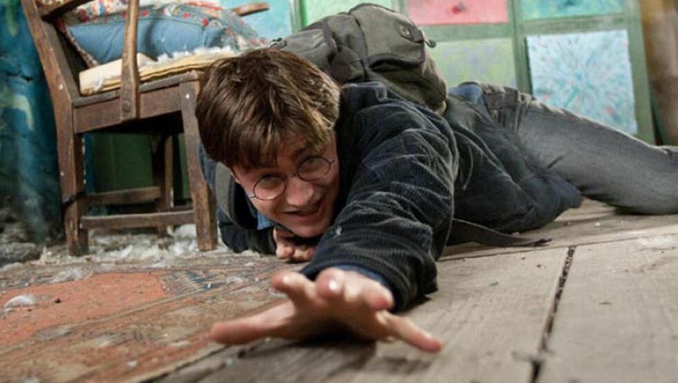 KJENT OG KJÆRT «Jeg var en fordomsfull etternøler, men det er ikke dagens 25-åringer. De har vokst opp med Harry Potter, de har fråtset i ungdomslitteratur full av bygdevampyrer, zombier og alkoholiserte varulver,» skriver kronikkforfatteren. Foto: SF Norge