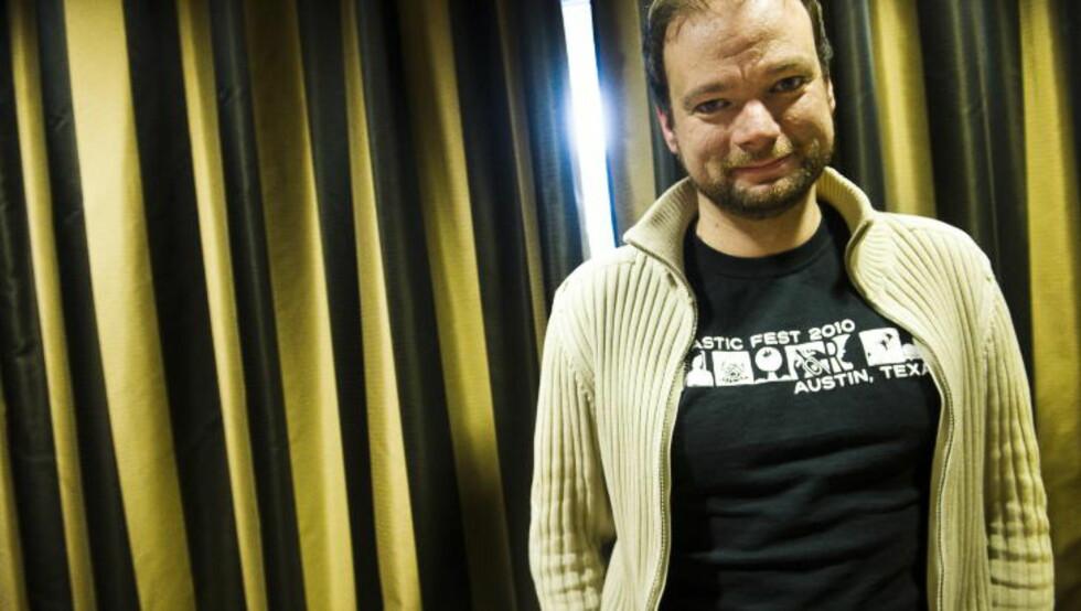 UT I VERDEN:  Allerede har «Trolljegeren» gjort det godt i utlandet. Nå venter nye prosjekter for regissør André Øvredal. Foto: Håkon Eikesdal