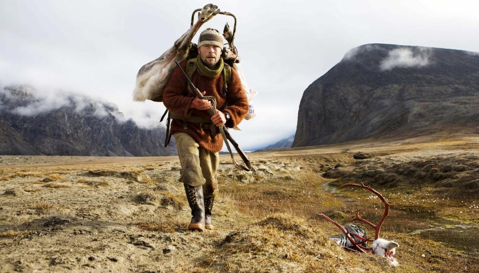 JOBB OG LIDENSKAP: Tommy Sandal bor vekk fra familien store deler av året for å være fangstmann på Svalbard. Fangsten går til eget forbruk, og mye selges videre. I denne artikkelen forteller han jobben - og lidenskapen. Alle foto: Sverre C. Jarild