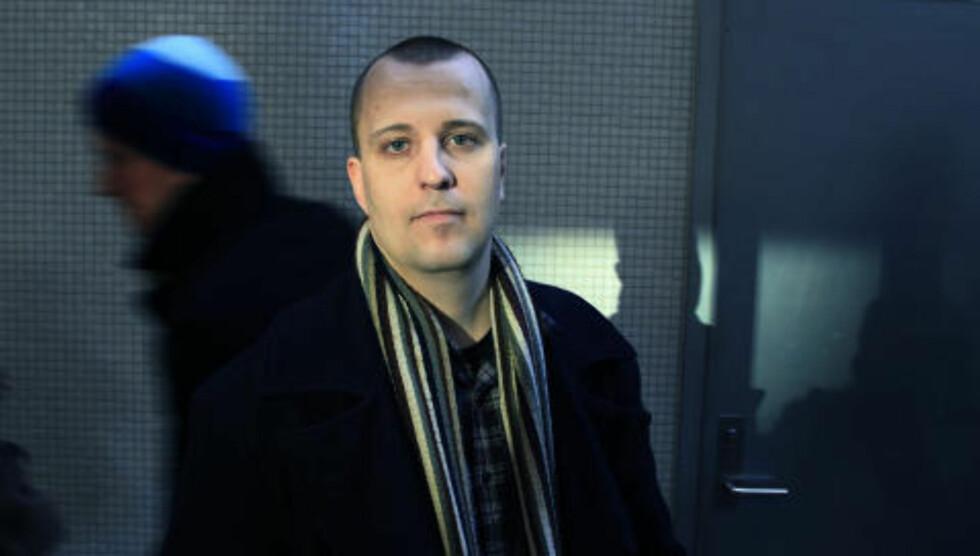 VARSLER: Bård Frantzen er ansatt og tillitsvalgt i SOS Rasisme. Nå forlater han organisasjonen, samtidig som han varsler om jukset internt i organisasjonen. Foto: Jacques Hvistendahl/Dagbladet