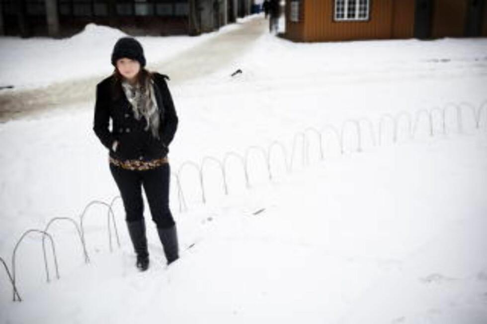 DEBUTERTE: Også Kathrine Nedrejord var en gjenganger i Skolekammeret før hun i 2010 debuterte med en roman på Oktober forlag. Foto: Sigurd Fandango/Dagbladet