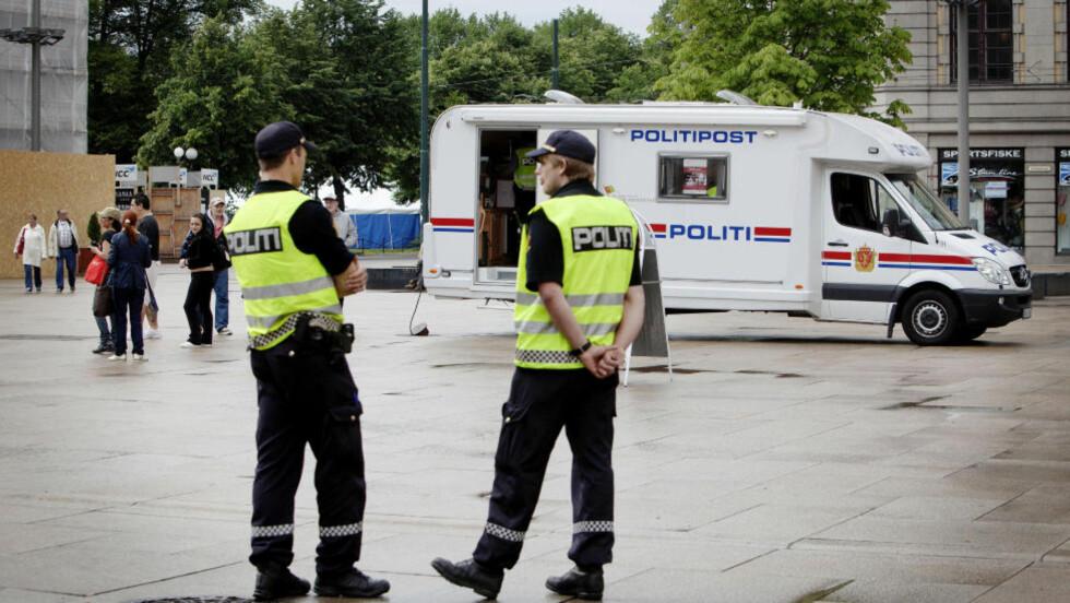 OVER LANDEGRENSENE: Toll og politi klarer å stanse mellom 40 og 50 prosent av narkotikaen som har Norge som endemål. Det er ganske bra, skriver artikkelforfatterene. Illustrasjonsfoto: Linn Cathrin Olsen / SCANPIX